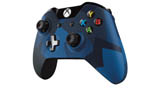 Special Edition Midnight Forces Wireless Controller left angled view thumb