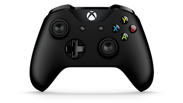 Manette sans fil Xbox, version noire
