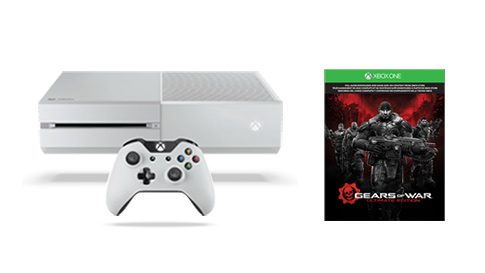 Xbox One Special Edition Gears of War Bundle (500GB)