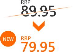 RRP 79.95