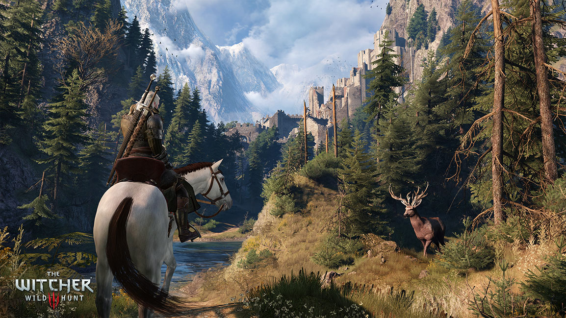 The Witcher 3: Wild Hunt – természet