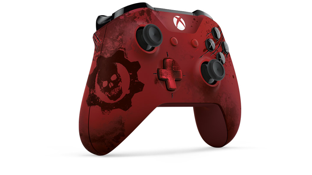 GOW CO Controller von links