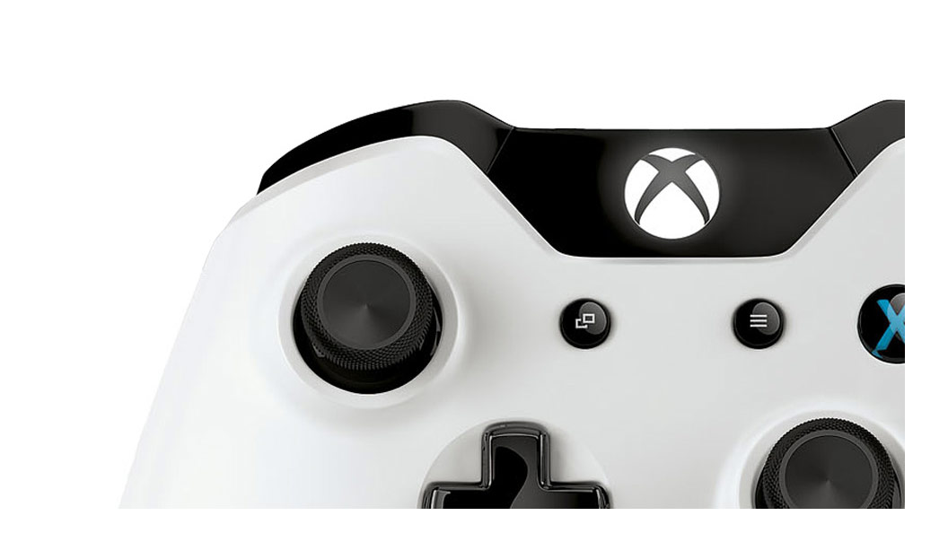 Special Edition Quantum Break Controller Close Up