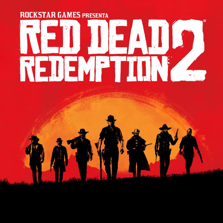 Key Art di Red Dead Redemption 2