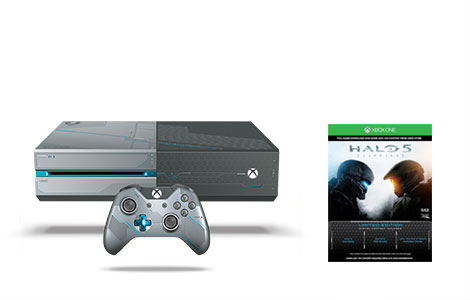 Xbox One Halo Special Edition Console Xbox One Limited Edition Halo