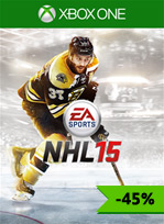 NHL 15 box shot