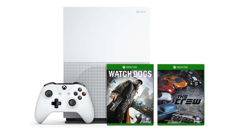 Xbox One S 2TB Value Bundle for $424