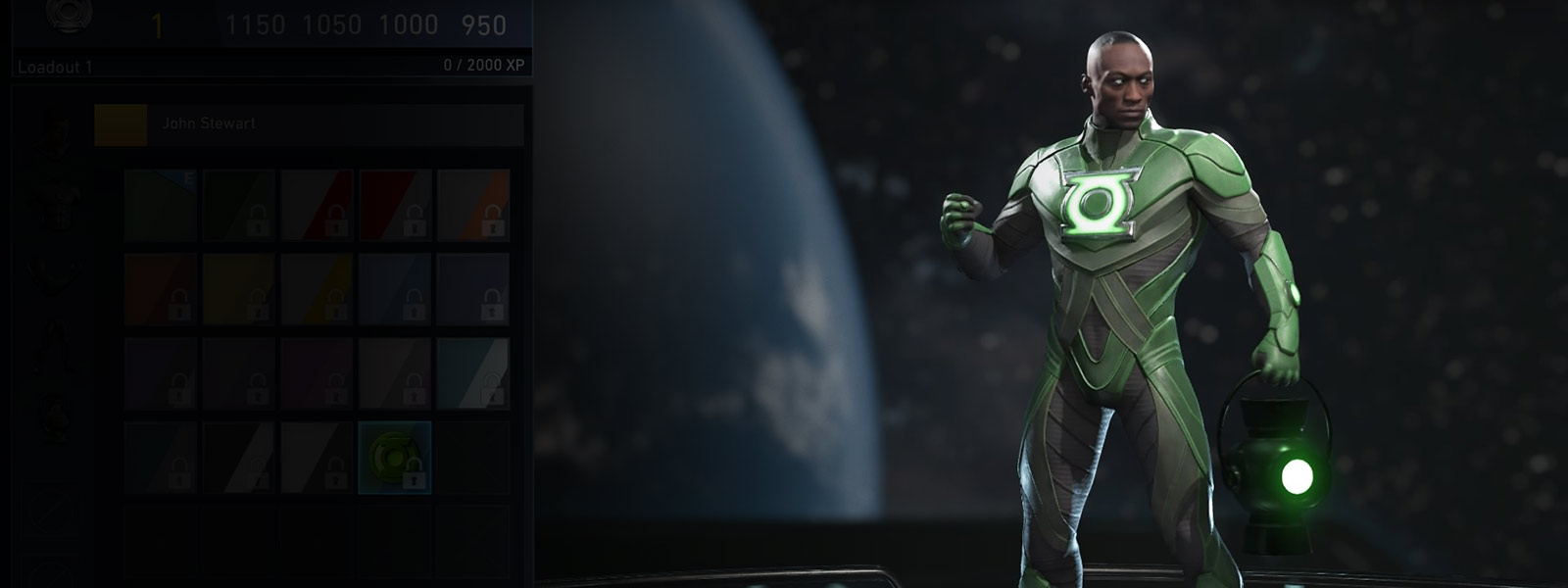 Injustice 2 equipping