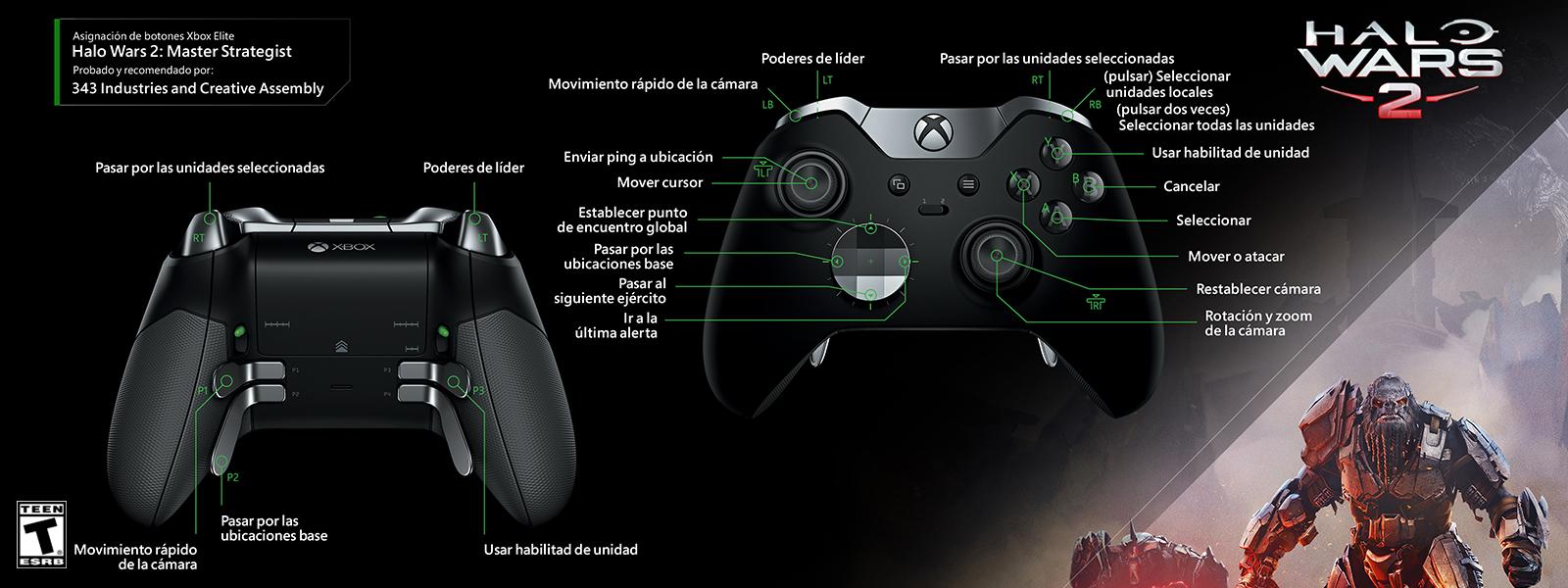 Halo Wars 2: estratega maestro