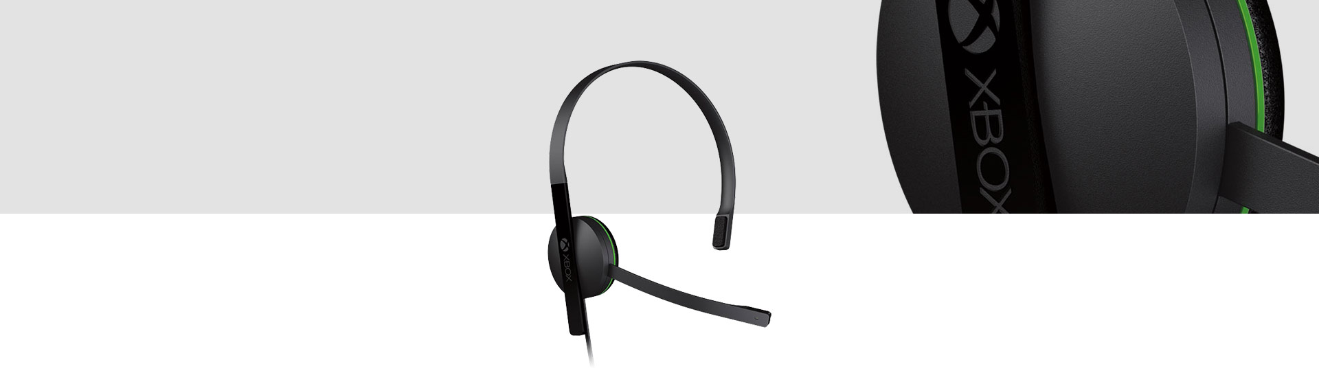 Casque de clavardage Xbox One