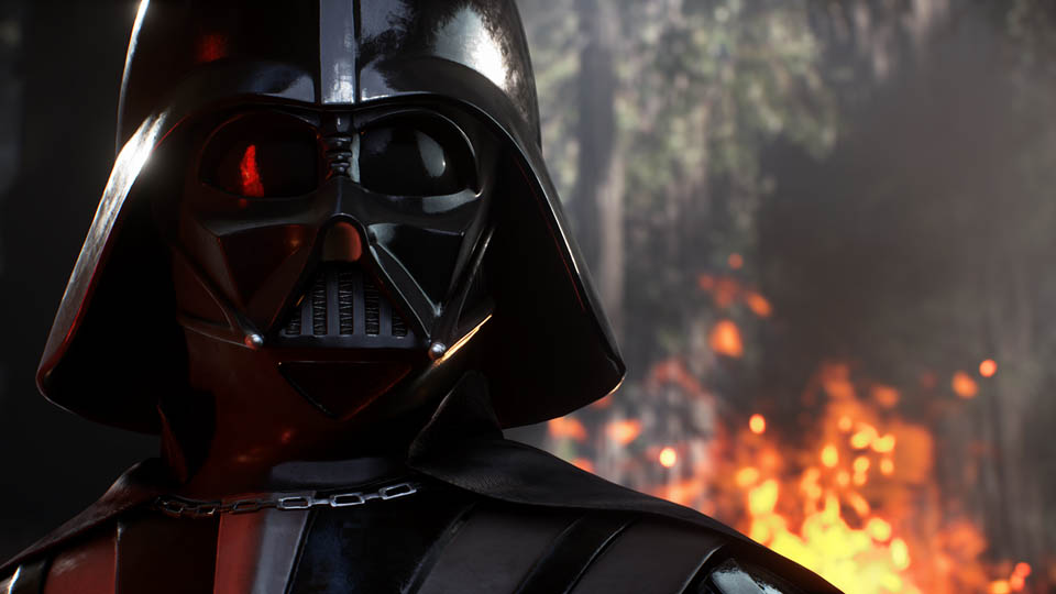 Play as Darth Vader