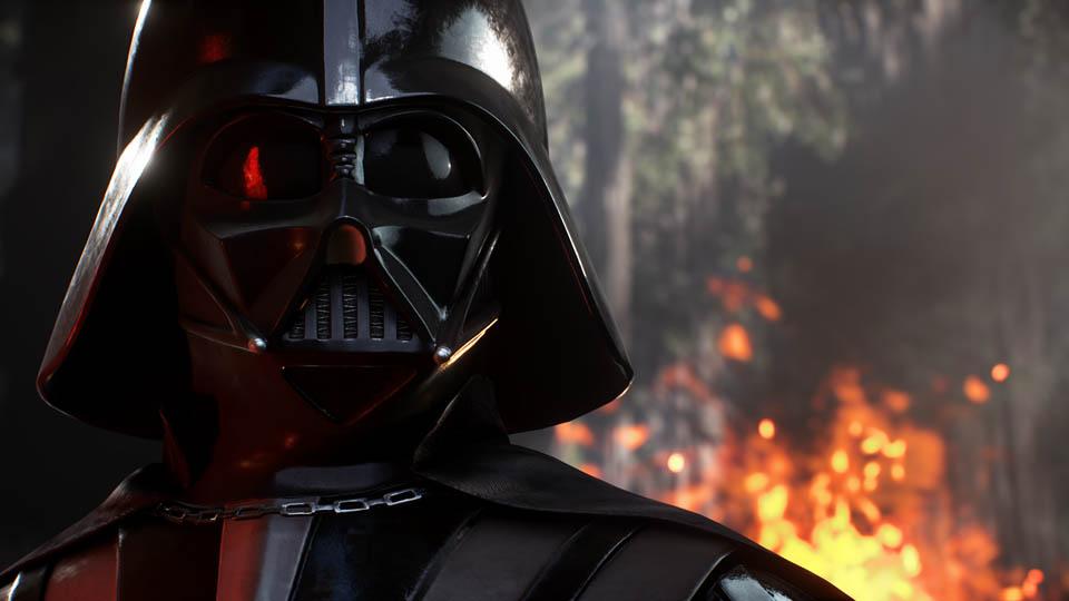 Pelaa Darth Vaderina