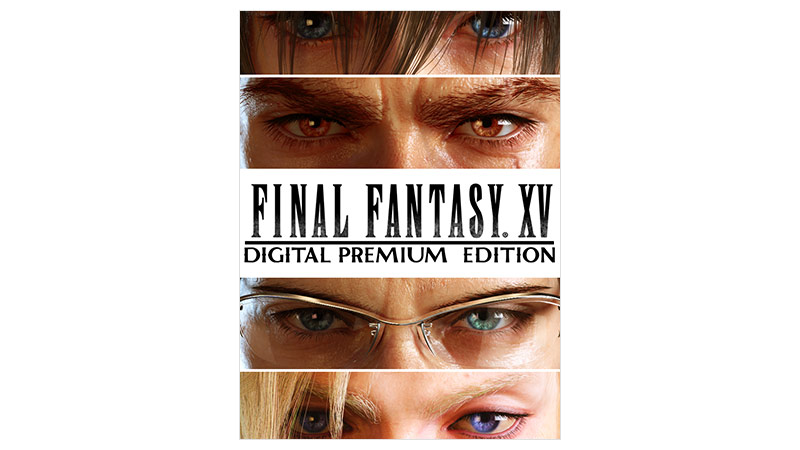 Final Fantasy xv Digital Edición Premium