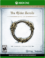 The Elder Scrolls Online Xbox One boxshot