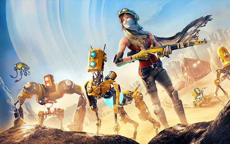 Recore on Xbox