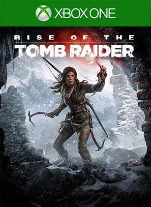 Rise of the Tomb Raider Pre-order Edition