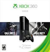 Xbox 360 500GB Holiday Bundle box front