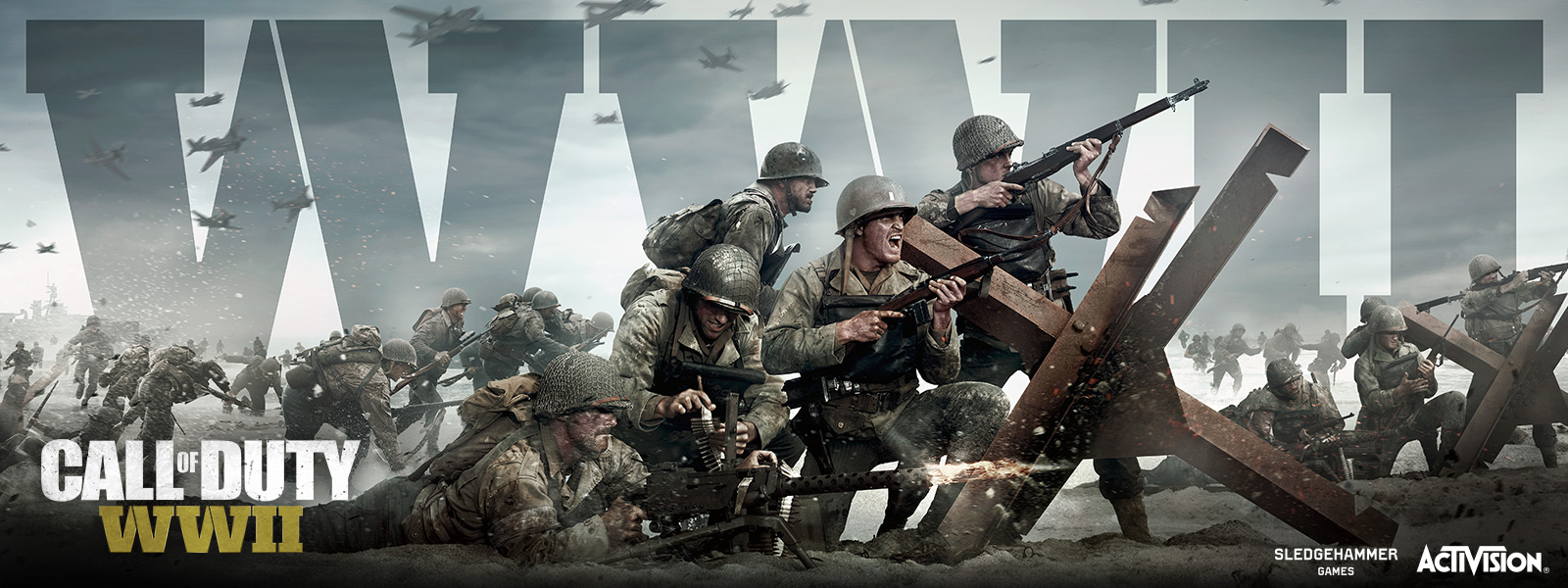 Edición Digital Deluxe de Call of Duty WWII