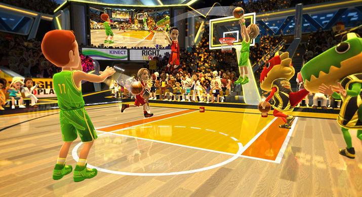 Kinect Sports Ultimate screenshot