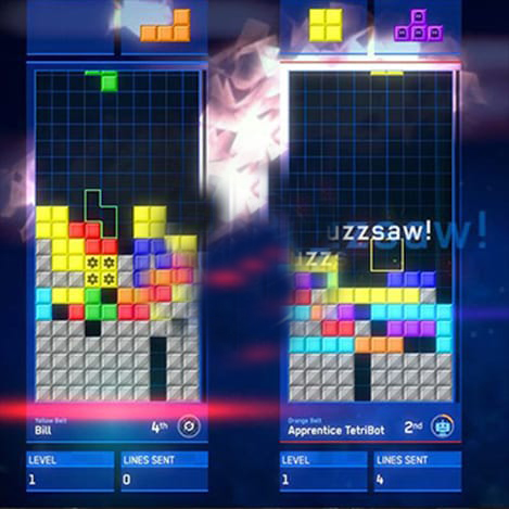 Multiplayer puzzlers