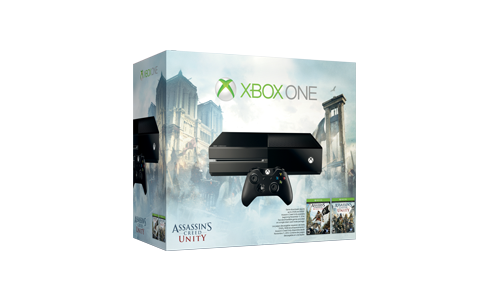 Assassin's Creed Unity Xbox One Console Bundle now $329