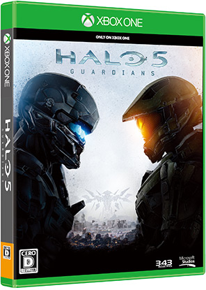 Halo 5: Guardians (通常版)