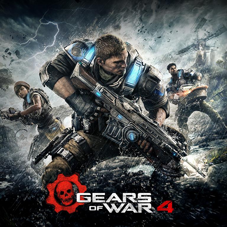 скачать игру Gears Of War 4 скачать торрент img-1