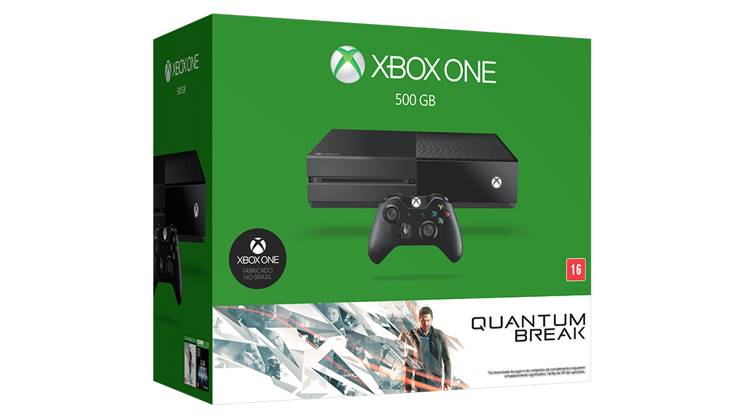 Special Edition Quantum Break Bundle boxshot