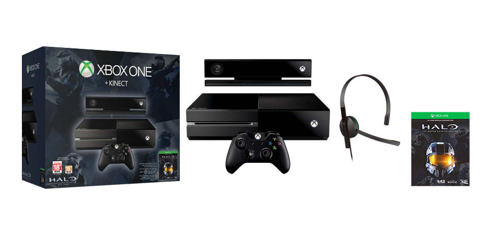 Xbox One Halo The Master Chief Collection Bundle banner