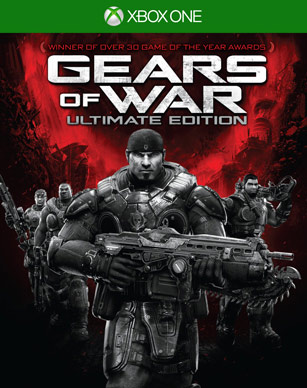 Gears of War Ultimate Edition box shot