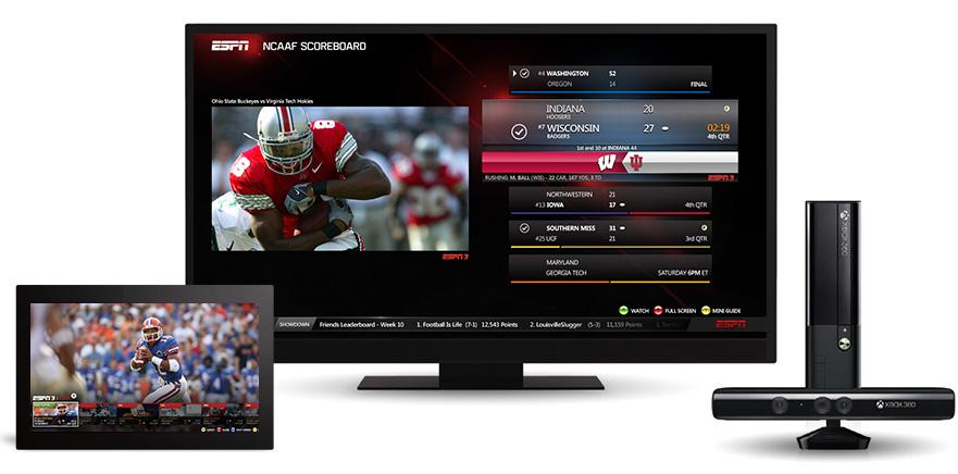 Sports on Xbox