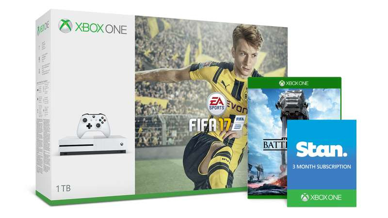 Save $100 on Xbox One S 1TB bundles