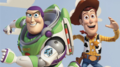 Kinect Rush te adentra al mundo de Pixar