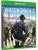 Watch Dogs 2 coverbilde
