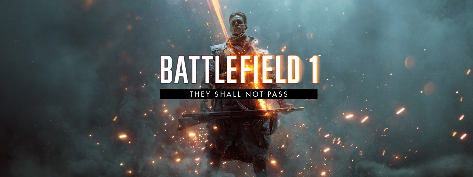 Battlefield 1 DLC - They shall not Pass