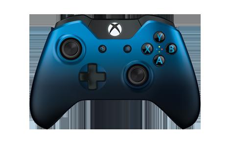 Manette sans fil Xbox One édition spéciale Dusk Shadow