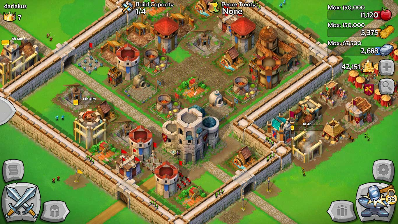 Castle Siege Screenshot-1