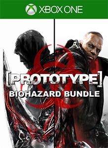 Prototype Biohazard Bundle boxshot