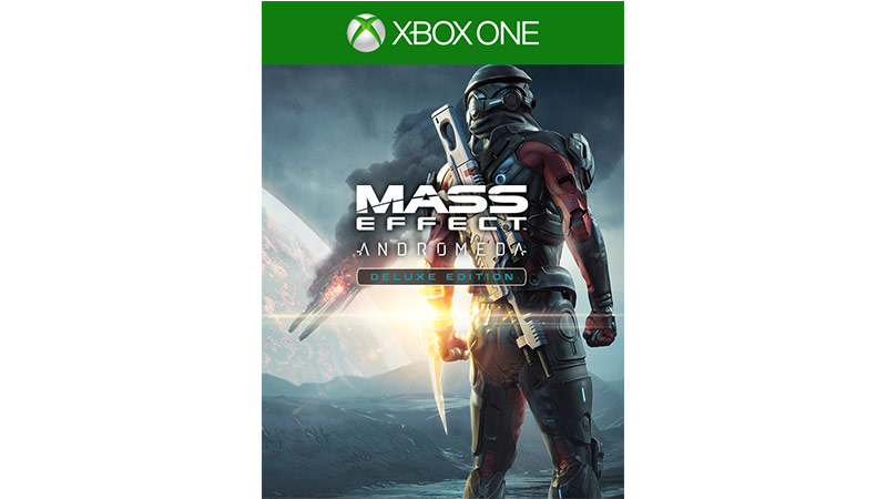 Mass Effect Deluxe Edition