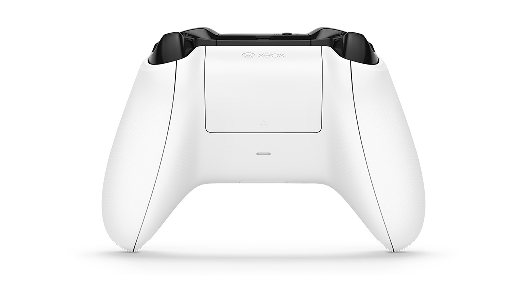 Back of Xbox One S Controller