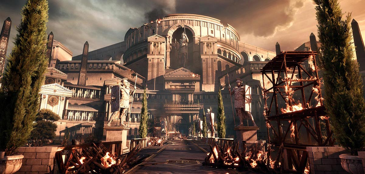 Ryse: Son of Rome - Ancient Rome in Detail