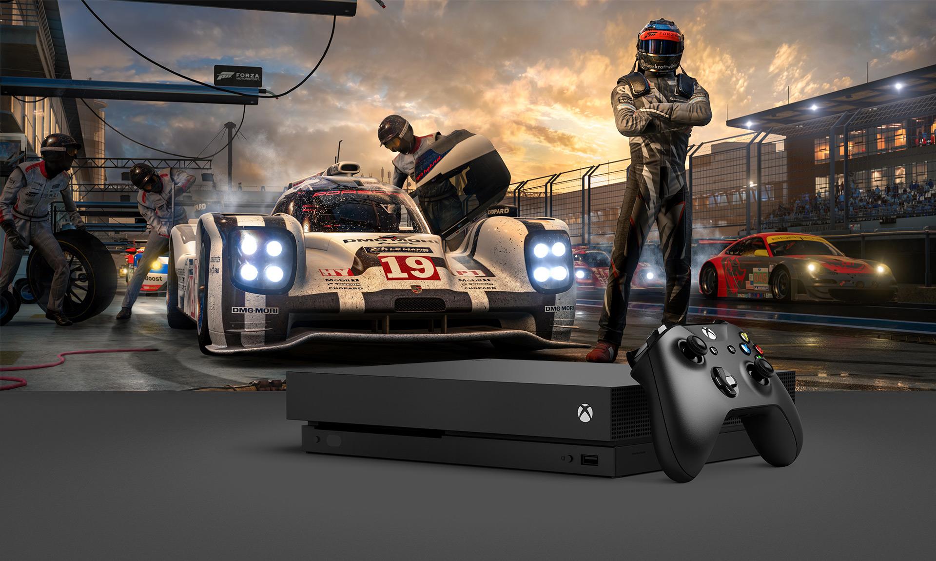 Forza Motorsport 7 4K flik