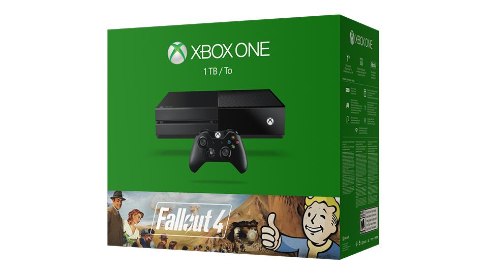 Fallout 4 console left angle