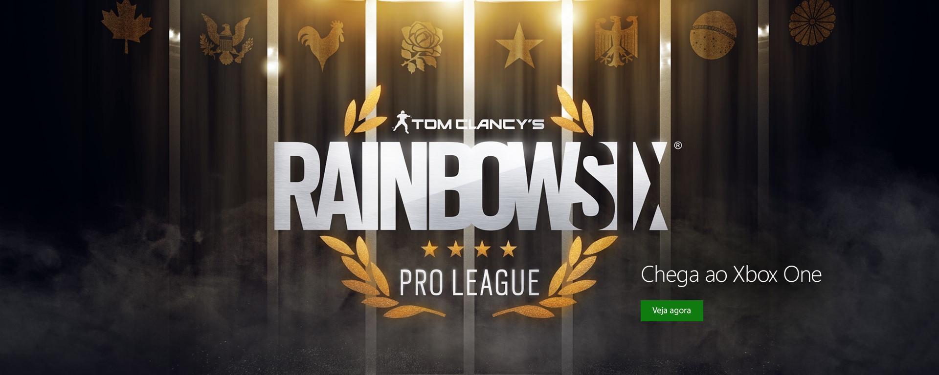 rainbow 6 esports