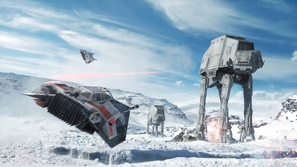 Bataille sur Hoth