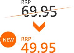RRP 49.95