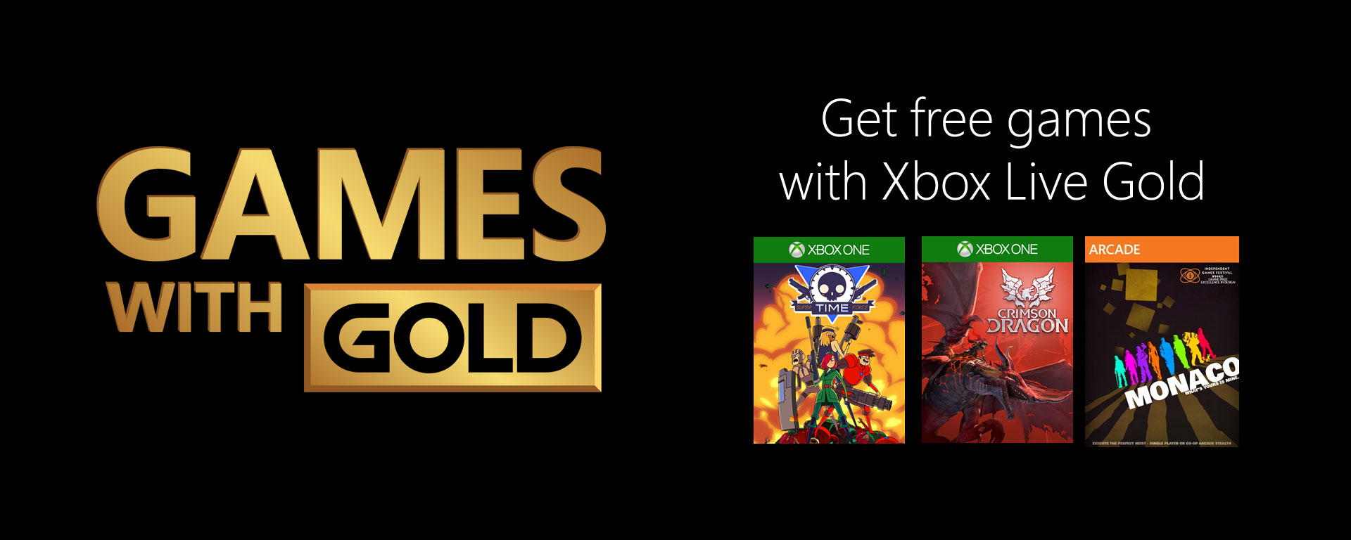 free games with gold september 2016