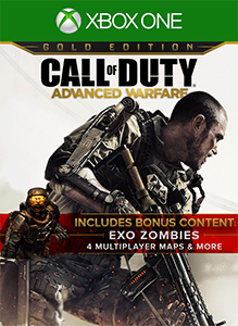 COD Advanced Warfare Gold Edition boxshot