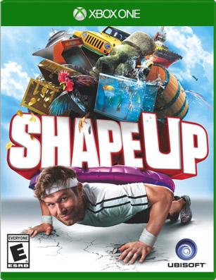 Shape Up box shot