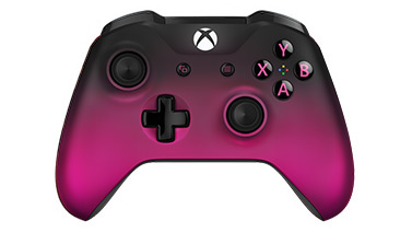 Xbox One Special Edition Dawn Shadow Wireless Controller